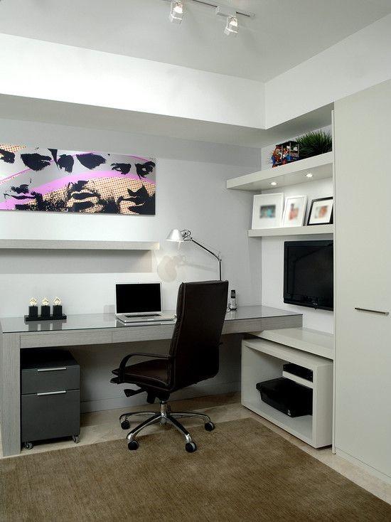 4 Home Office seja um complemento e não um ambiente à parte.