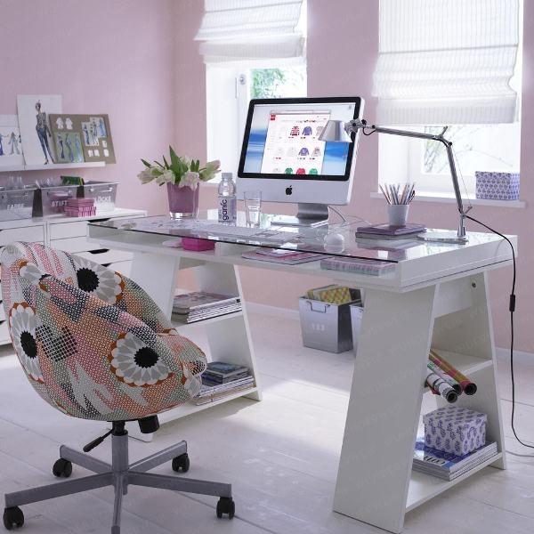 6 ergonomicamente corretas com design bonito e em diversas cores.