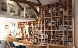 biblioteca-em-casa-pequena