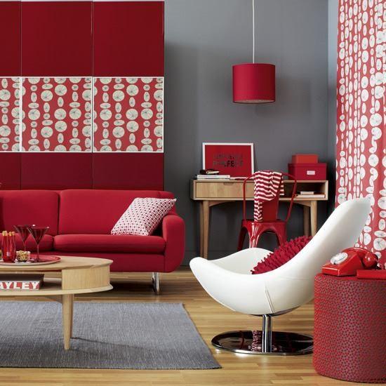 3-decoração e no sofá que confrontam estilos diferentes.