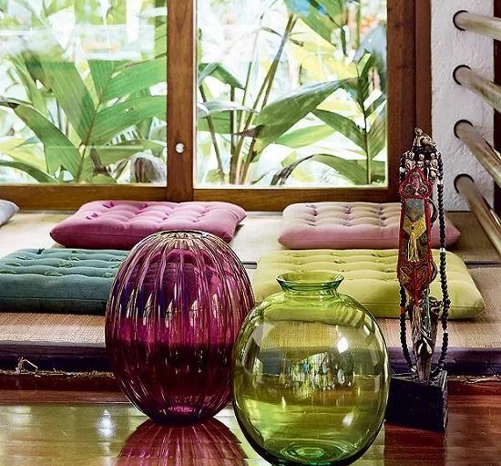 5 decorativas diferentes e abuse da luz natural.