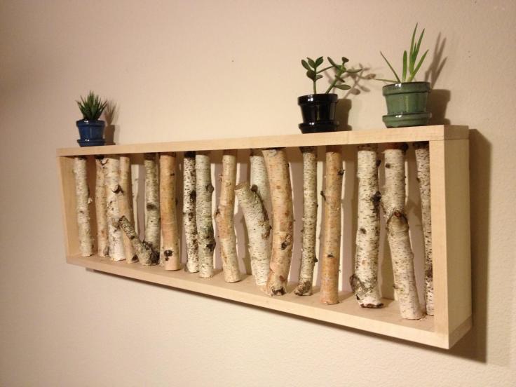 artesanato-em-madeira-nicho-com-pequenos-galhos
