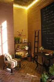 Cozinha-planejada-com-parede-de-tinta-lousa-Projeto-de-Adriana-Giacometti