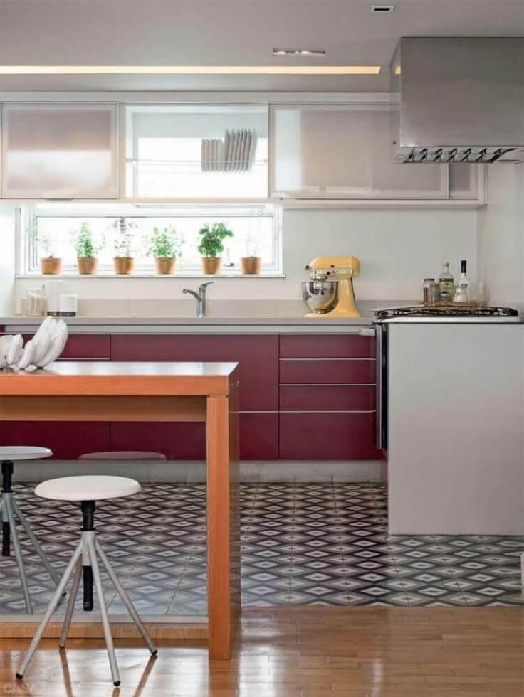 cozinha-com-piso-hidráulico