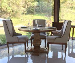 Casual - 1065 Mesa de jantar e 1061 Cadeira